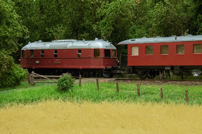 AHJ Ml 5206 med togførervogn