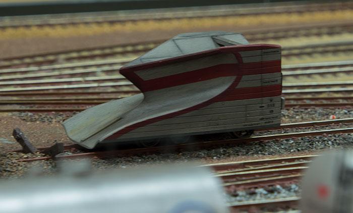 DSB 49 sneplov på Padby station