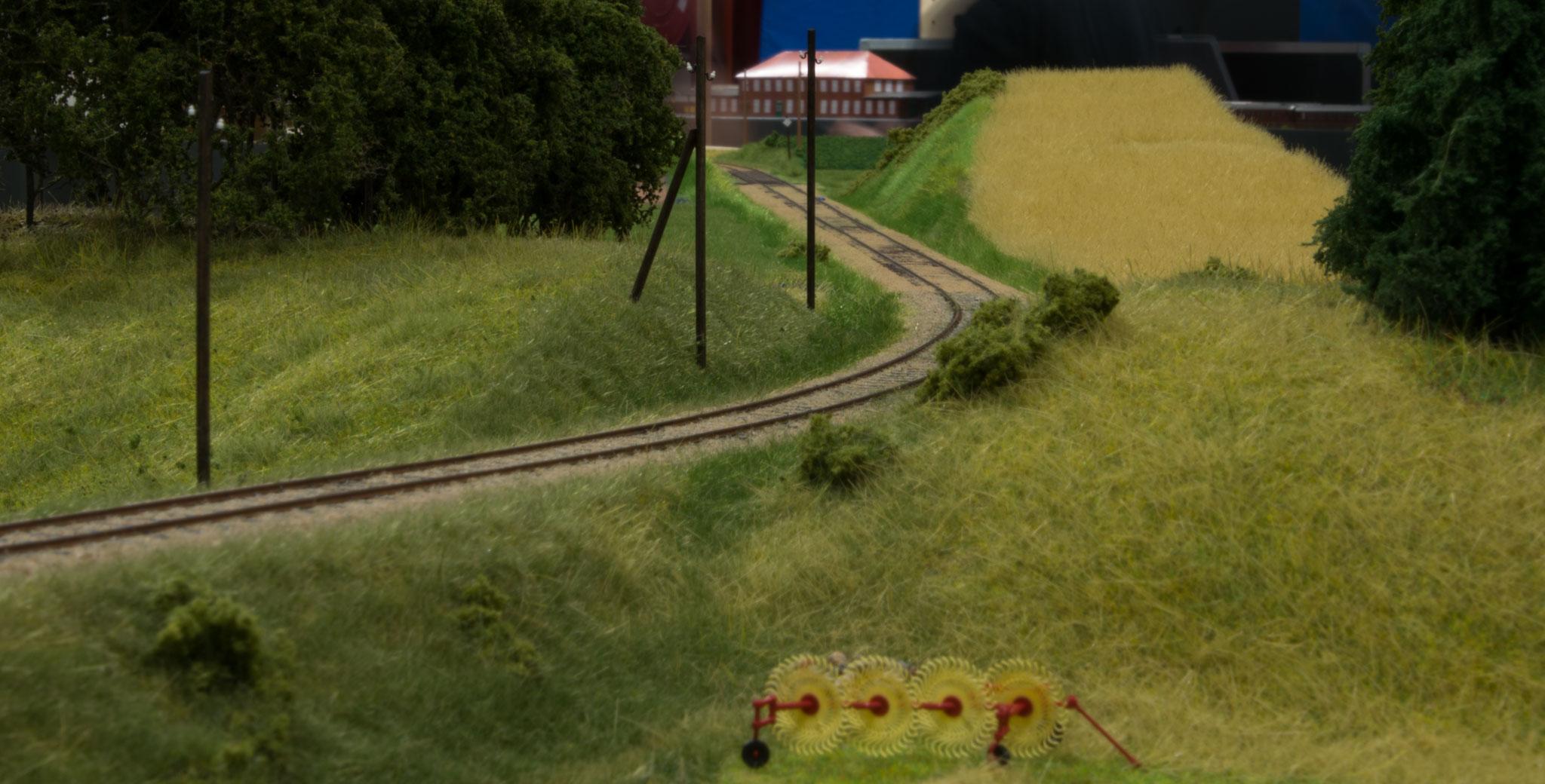 Ole Pedersens kurve på privatbanen har fået et løft med FREON træer