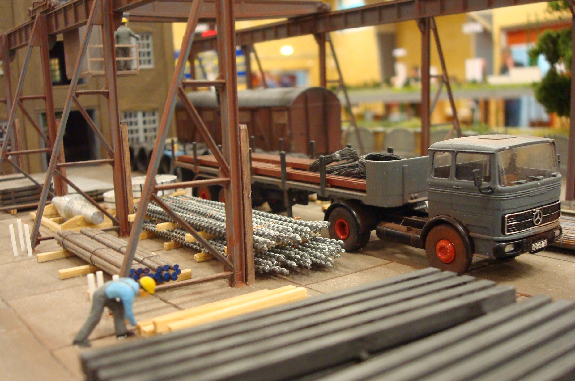 Omladning af stålprofiler