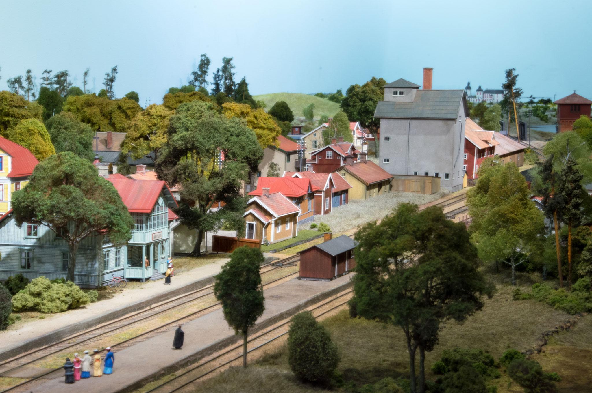 Kvarstad by