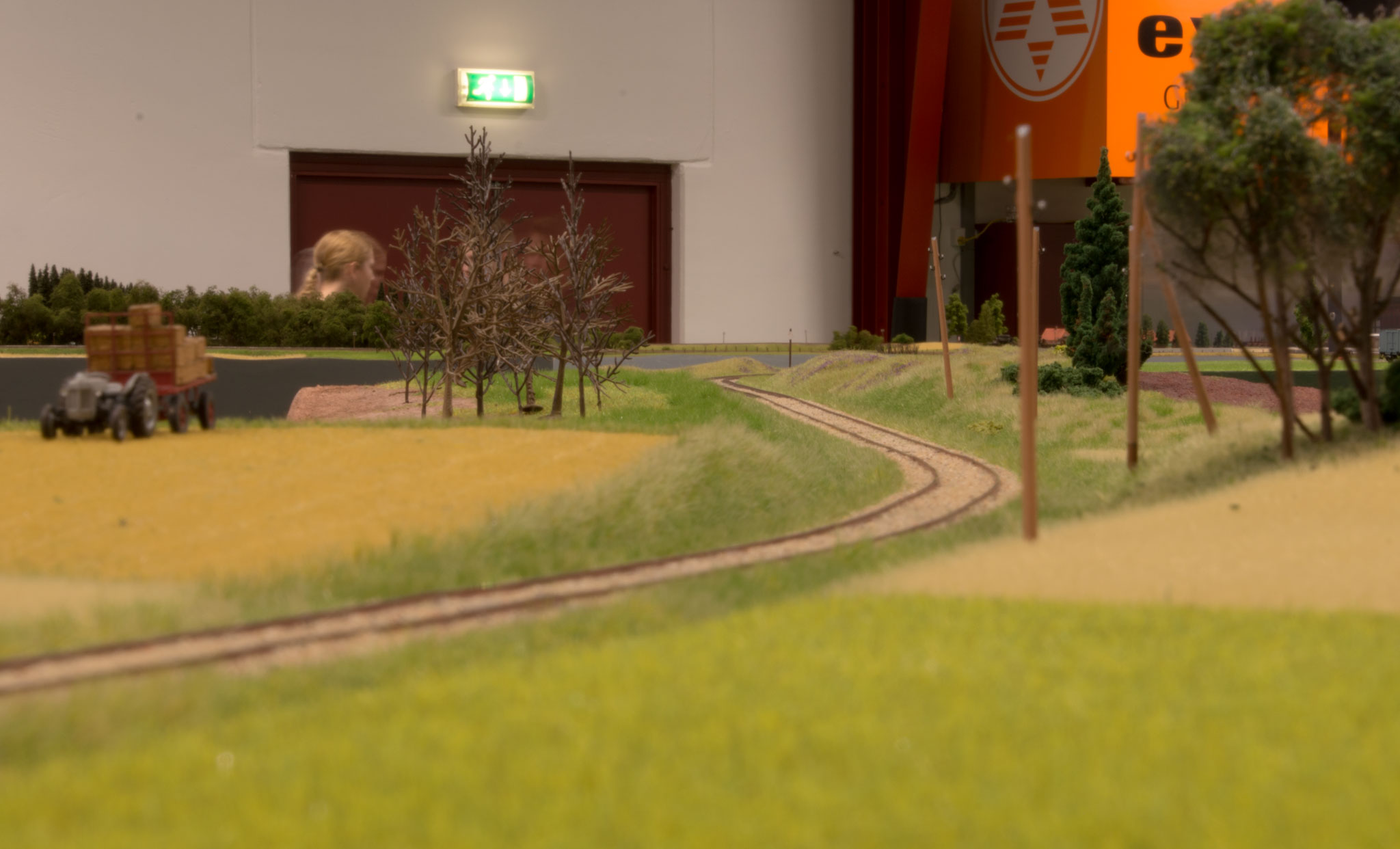 Landskabsparti fra privatbanen